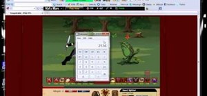 Use Cheat Engine to get more health and mana in DragonFable
