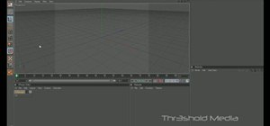 Use Thinking Particles in Cinema 4D