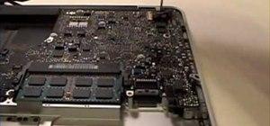 """Repair a MacBook Pro 13"""" - Logic board removal"""