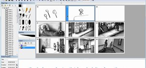 Start drawing storyboards for film, animation & stories in Springboard for PC