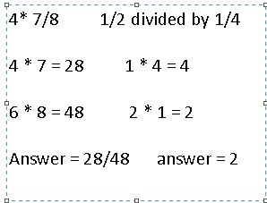 How to Multiply and Divide Fractions