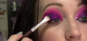 Do an Alice in Wonderland cheshire cat makeup look