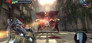 Defeat the Griever in the game Darksiders