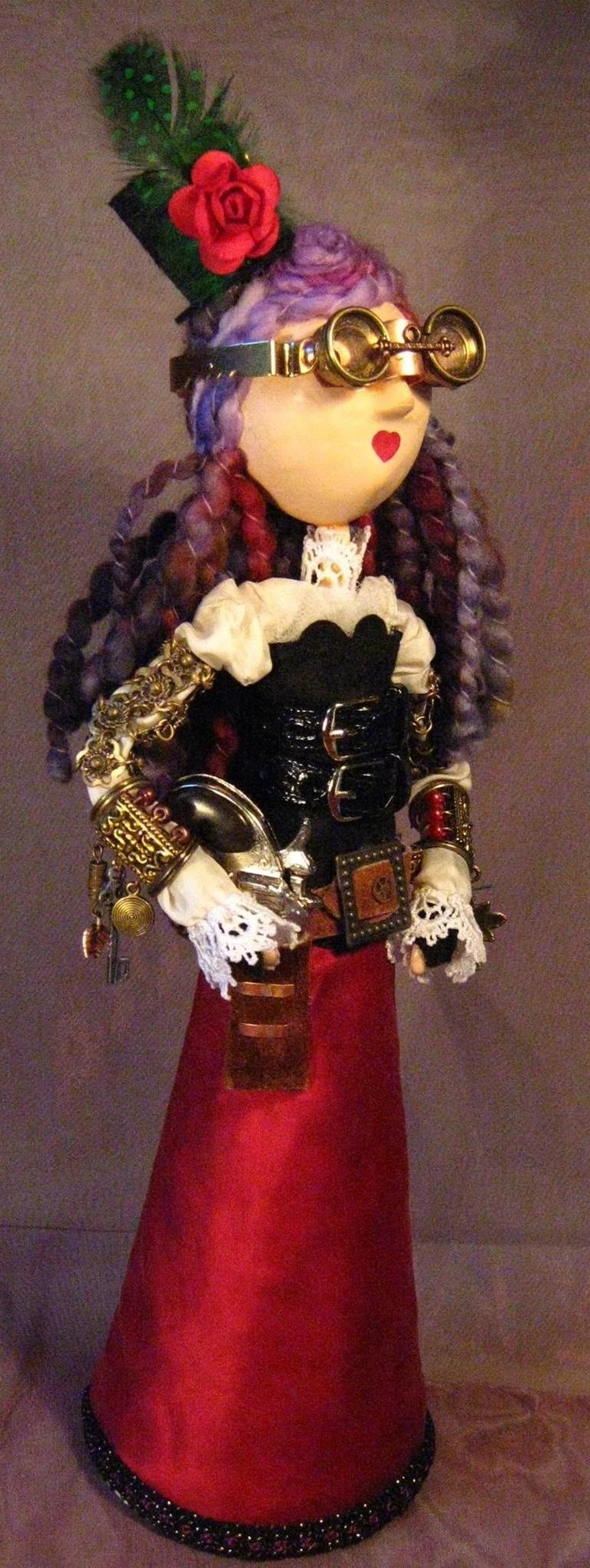 Steampunk Art Doll