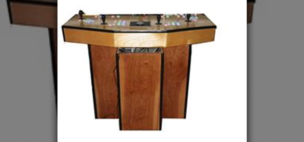 How To Build A Home Arcade Machine Part 1 171 Pc Games