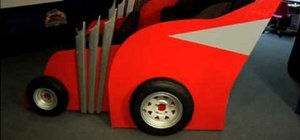 Make a car couch