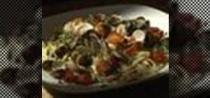 Make spaghetti vongole