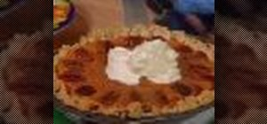 Make sweet potato pie