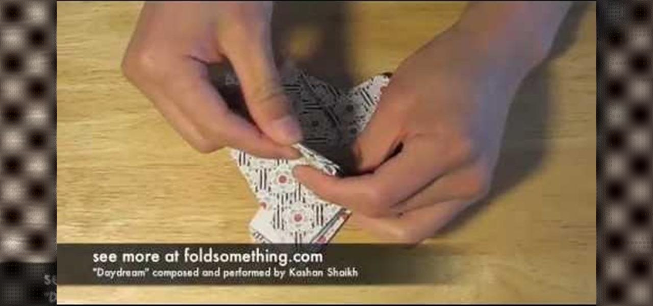 🏺 Origami Flower Pot 🏺 - Simple and easy (Keiji Kitamura) - YouTube | 600x1280