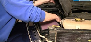 Replace engine air filter in a 2002-2008 Dodge Ram truck