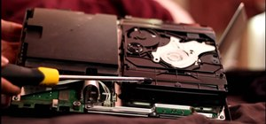 Replace the Blu-Ray Drive on your PlayStation®3 step by step