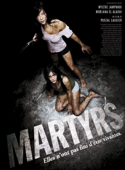 Behind the Scenes Shooting the Martyrs Movie Poster