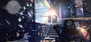 Get good at Killzone 3 if you're a Call of Duty Black Ops player