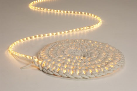Led carpet lights