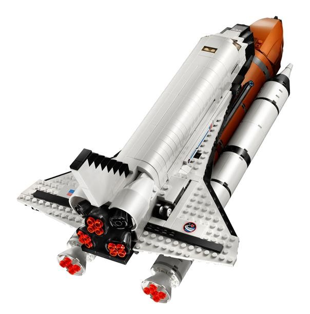 LEGO Designer talks about Shuttle Adventure