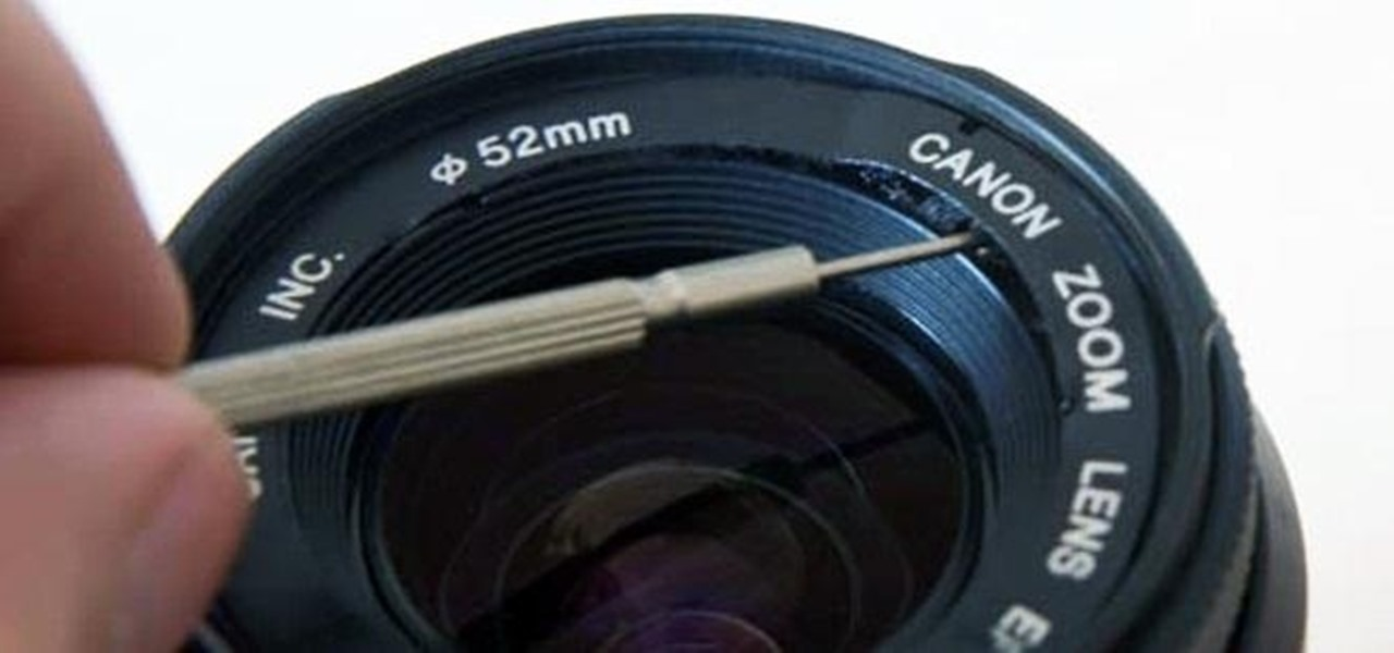 Turn an Old Kit Lens into a DSLR Macro Lens in Five Minutes