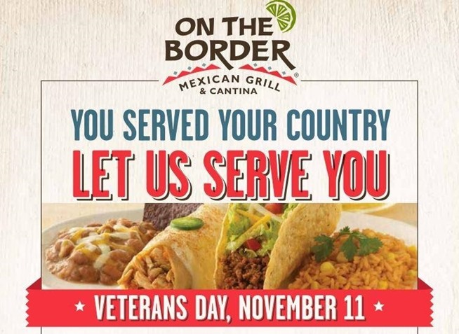 The Veterans Day Guide To Free Food Discounted Deals For November 11 2014 Holidays