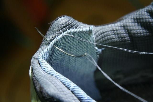 Repair Worn Heel Athletic Shoes