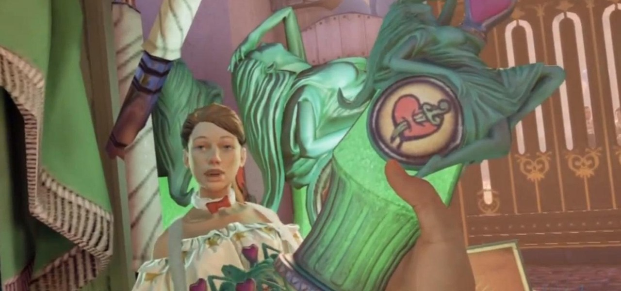 "Find All of the Vigors in BioShock: Infinite and Get the ""Well Rounded"" Achievement"