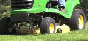 Choose the right lawn mower for your type of lawn