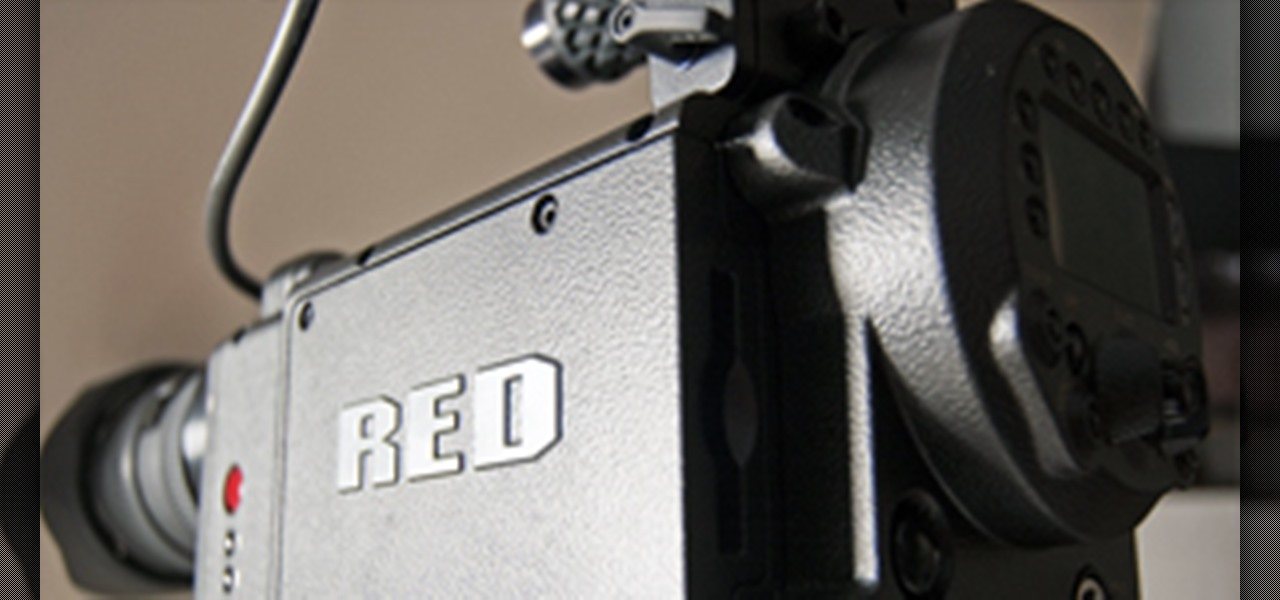 How to Assemble the RED ONE camera into a light weight ...