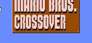 Super Mario Crossover!