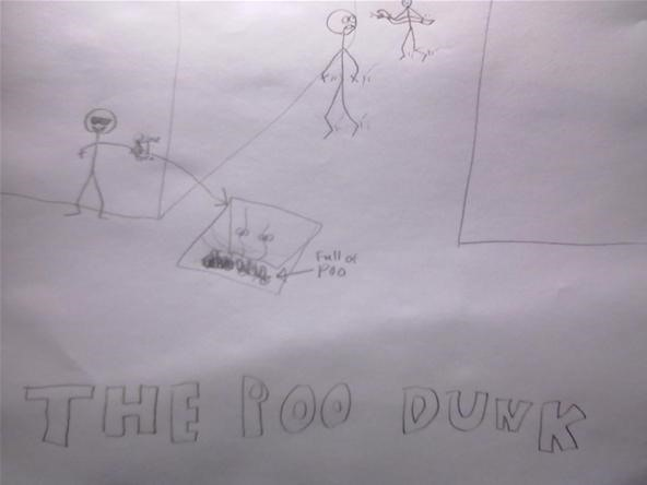 THE POO DUNK