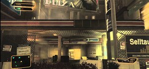 Earn 'Doctorate' by finding all the eBooks in Deus Ex: Human Revolution