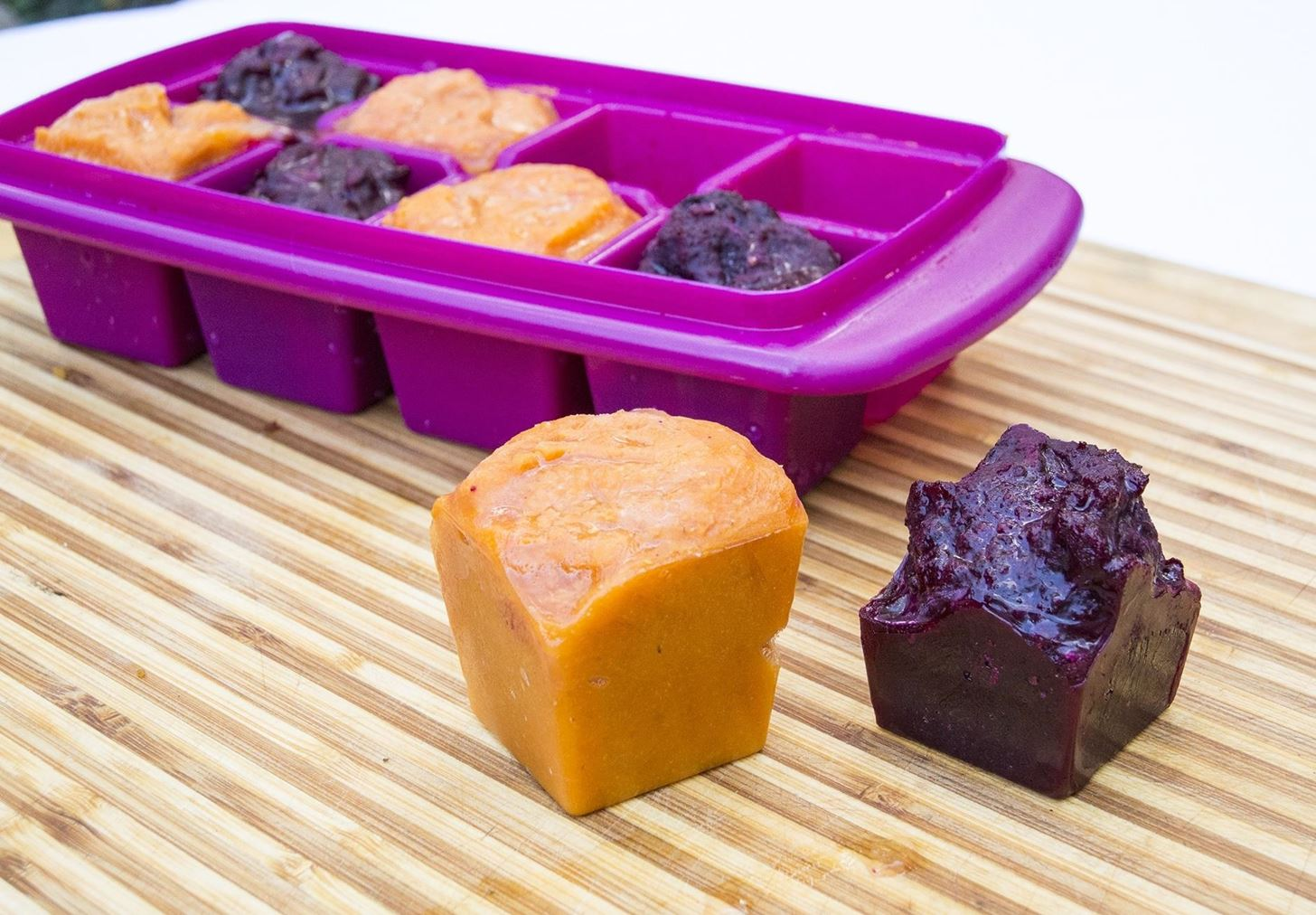 DIY Instant Baby Food Is Easier Than You Think