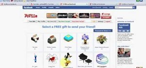 Do the Yoville Gift cheat (07/12/09)