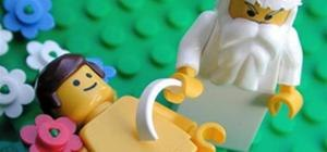 The Lego Illustrated Bible