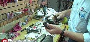 Remove a stuck drill chuck
