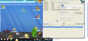 Hack Happy Aquarium level with Cheat Engine (10/09/09)