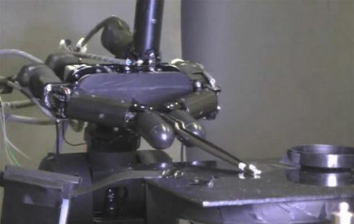 Dexterous Bot Kicks Human-Butt at Pen Spinning