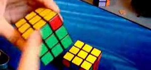 Solve the Rubik's Cube with the A Permutation