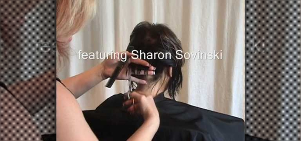 How to cut and style a modern poufy bob haircut hairstyling how to cut and style a modern poufy bob haircut hairstyling wonderhowto urmus Choice Image