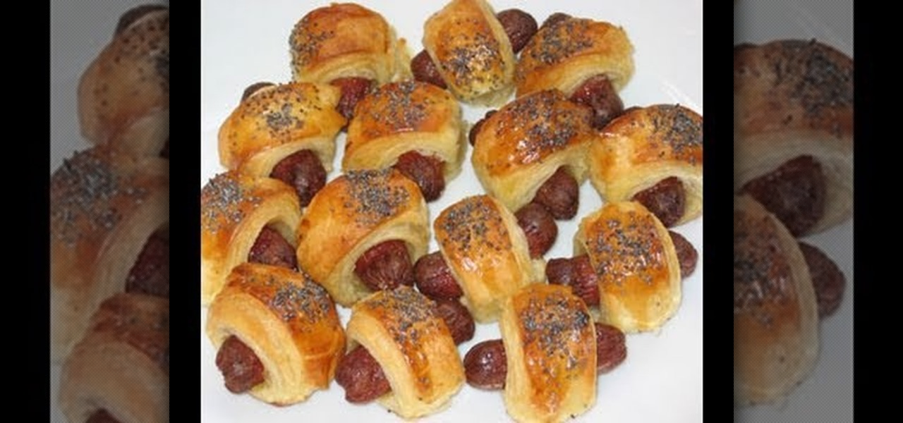 How To Make Hot Dog Flavored Sausage Rolls Meat Recipes