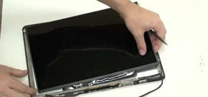 "Repair a MacBook 13"" - Unibody glass LCD removal"