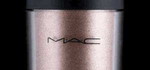 Begin using MAC pigments for eye makeup