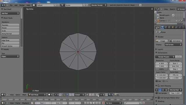 Bake ambient occlusion and tangent normals in Blender