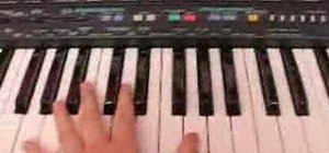 "Play ""S.O.S"" by Jonas Brothers on piano"