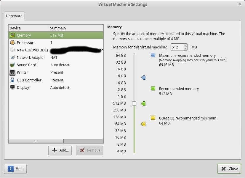 Virtual Machine Basics
