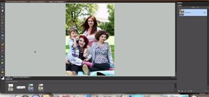Create lens flares and sunbursts in Adobe Photoshop Elements (PSE)
