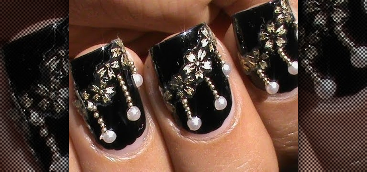 Do Hanging Pearls Nails