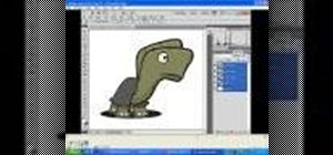 Make a GIF animation with Puppet Warp in Photoshop CS5