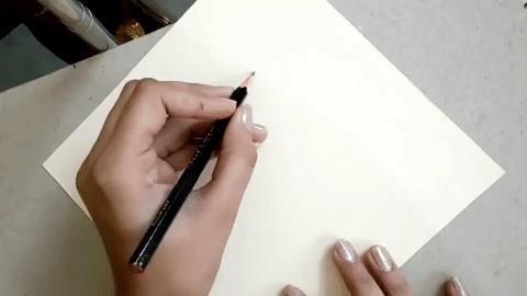 How to Draw the Sitting Hindu God Ganesha, Step by Step