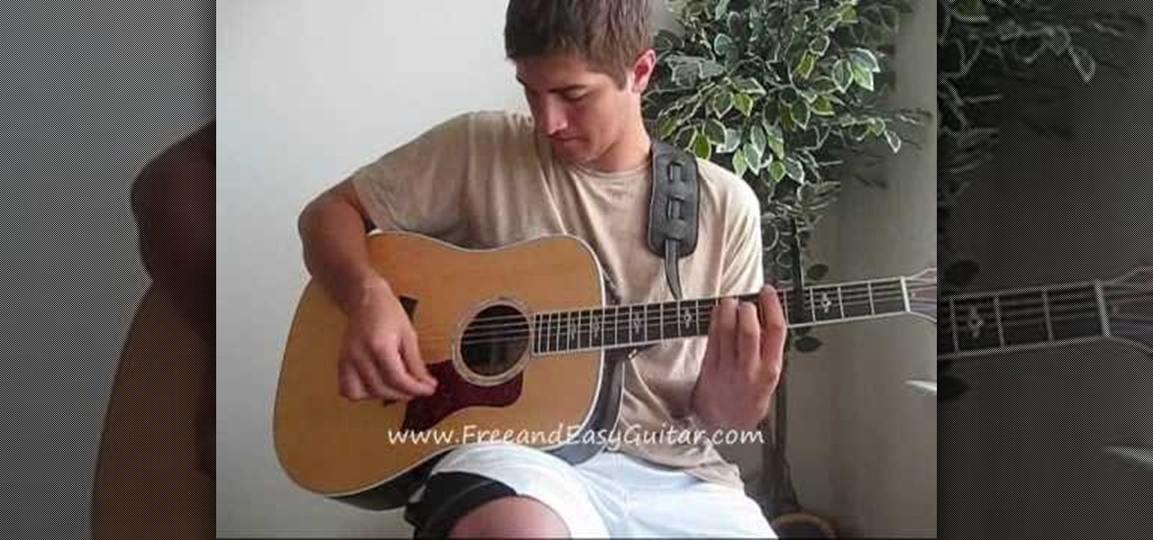 """How to Play """"Stop and Stare"""" by One Republic on guitar � Acoustic ..."""