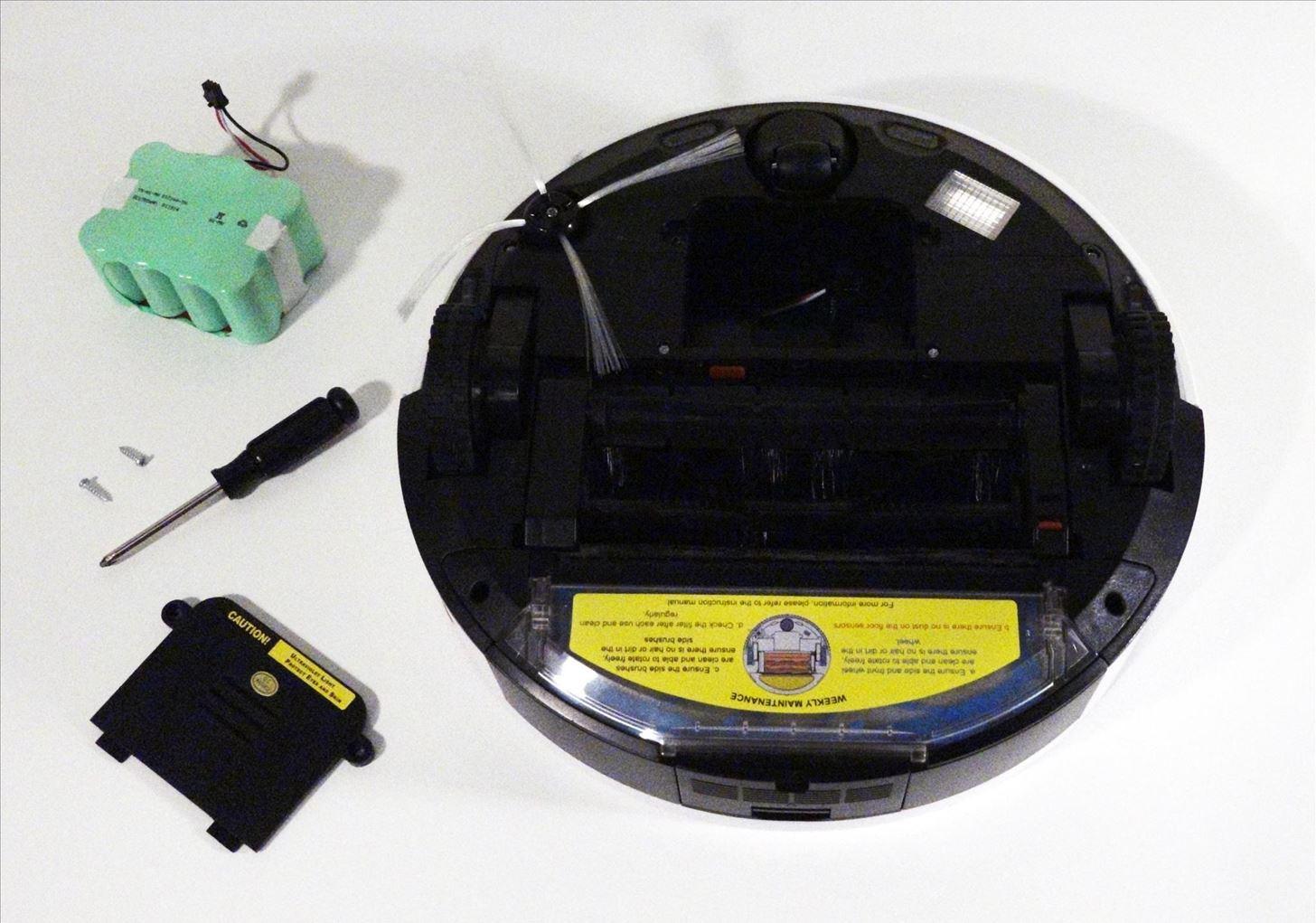 How to Install bObi's Battery