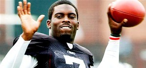 Obscure Kevlar-Possessed Company Signs Up Michael Vick