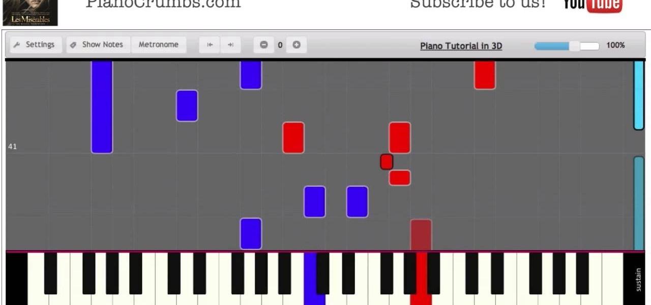 Play Suddenly by Hugh Jackman (Les Miserables - Original 2012 Movie Soundtrack) - Piano Tutorial